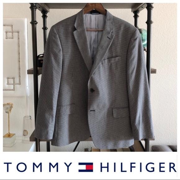 Tommy Hilfiger Other - Tommy Hilfiger Gray Blazer (Men's Suit Jacket)